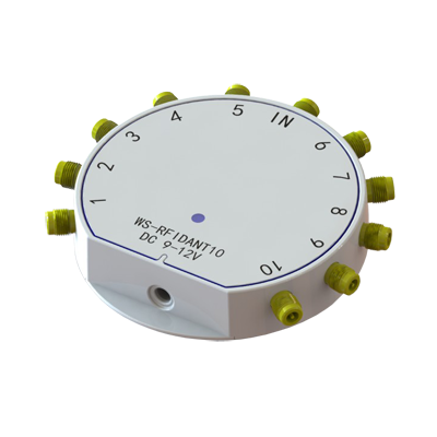 UHF RFID讀寫天線分配器