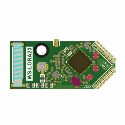 LoRa 410~525MHz Low power consumption High sensitivity Transceiver Module