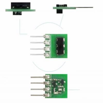 TWS-ES ASK高頻發射模組