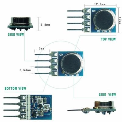 TWS-DS 高功率無線高頻發射模組
