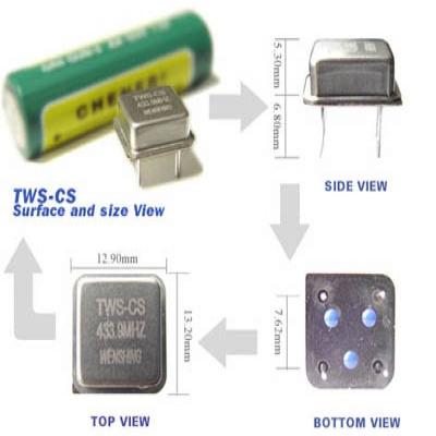 TWS-CS 無線發射模組