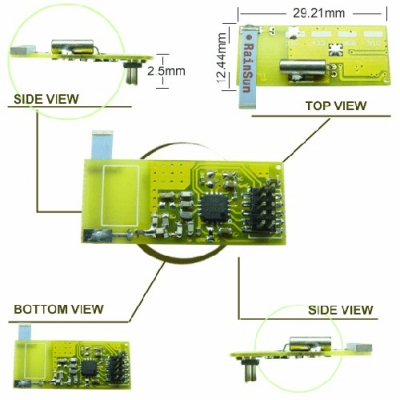 Low Power Transceiver Module