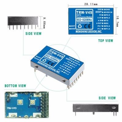 TRW-V4S-900 900MHz雙向模組