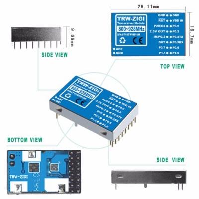 TRW-ZIGI 800~928MHz雙向模組