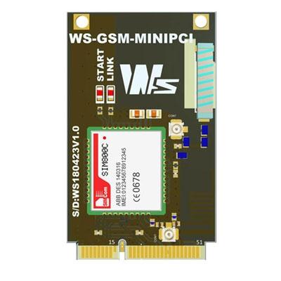 WS-GSM-MINIPCI GSM 模組