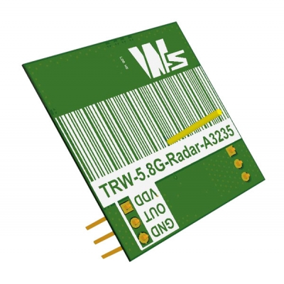 5.8GHz Wireless Radar Transceiver Module
