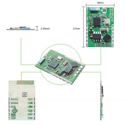 WS-WIFI-V103 2.4GHz WiFi模組