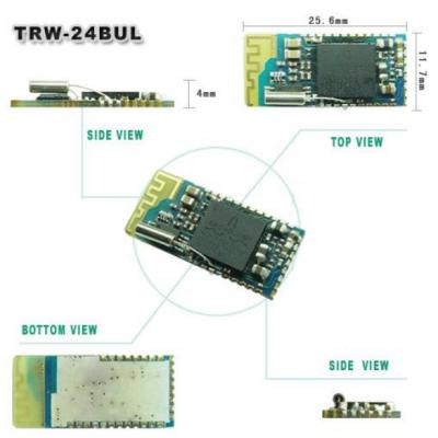 TRW-24BUL 2.4GHz 藍牙無線滑鼠模組