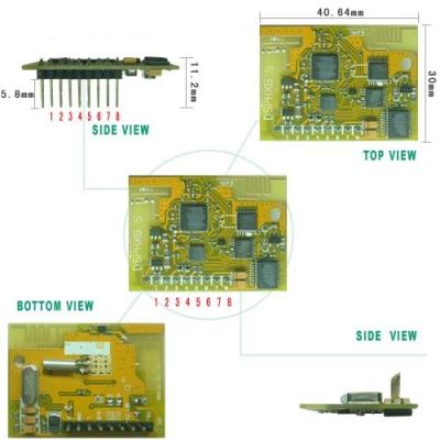 RWS-AUDIO24 2.4GHz 無線音頻接收模組