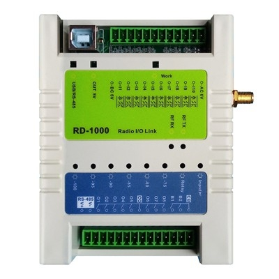 RD-1000 Wireless Hopping Controlling Transceiver