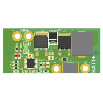 太陽能電源管理充電模組